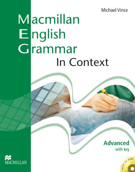 English Grammar in Context Advanced with Key-COVER