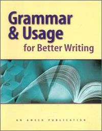 Grammar and Usage for Better Writing-COVER