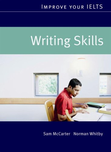 Improve Your IELTS - Writing-COVER