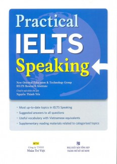 Practical IELTS Speaking-Chinese Version-COVER