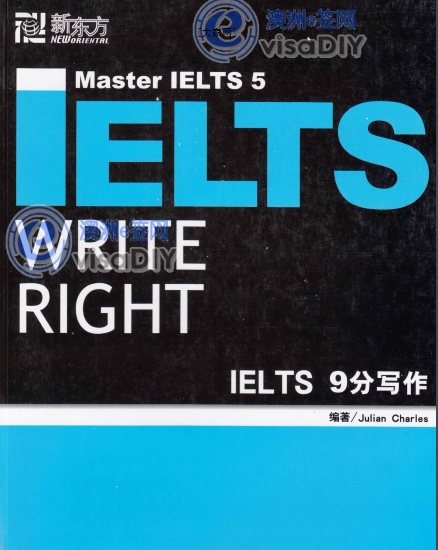 IELTS 9 - Writing Right - Cover