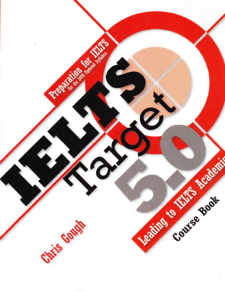 IELTS Target 5.0 Listening Extracts - Cover