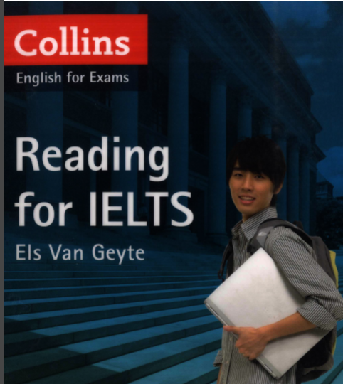 Reading for IELTS - Cover